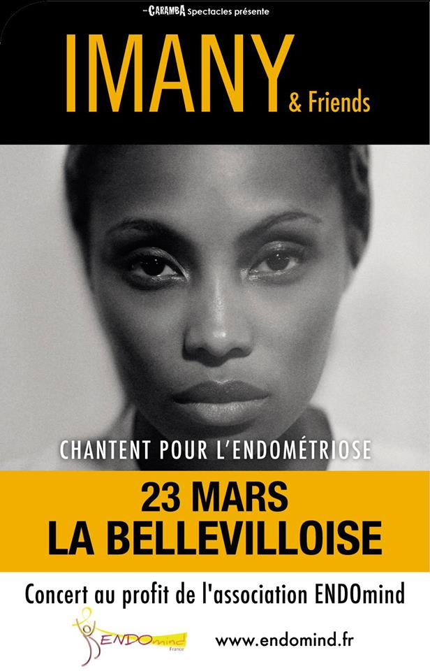 IMANY charity concert